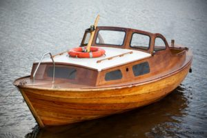 See amazing boats at the Wooden Boat Show in Mystic, CT