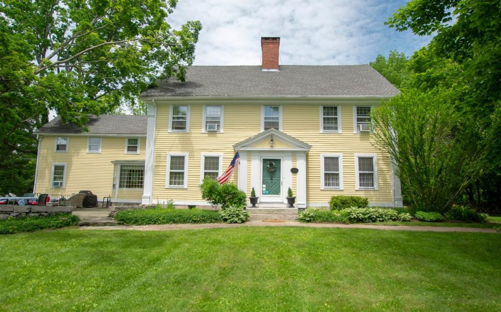 Our historic Mystic Bed and Breakfast is one of the best weekend getaways from NYC