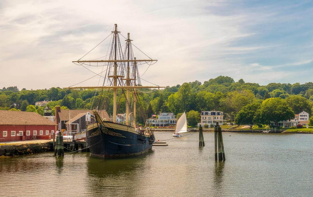 6 Things to do at the Mystic Seaport Museum Near our Bed and Breakfast